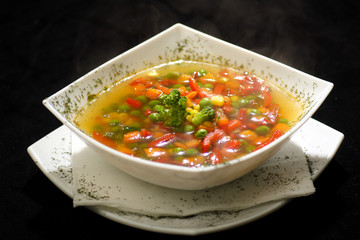 vegtable soup