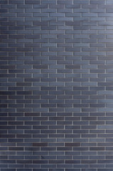 dark brick wall
