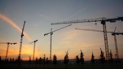 panoramique sur la construction de logements à gen