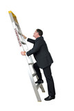 corporate ladder