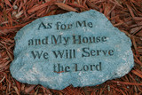 scripture plaque poster