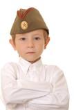soviet boy poster