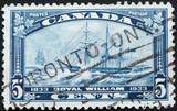 royal william stamp poster