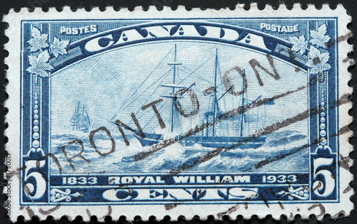 royal william stamp
