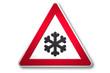 verkehrszeichen 2006: schnee- oder eisglätte