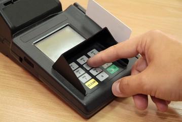 terminal and credit card 3
