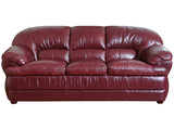 brown sofa poster