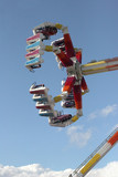 amusement park  thrill ride