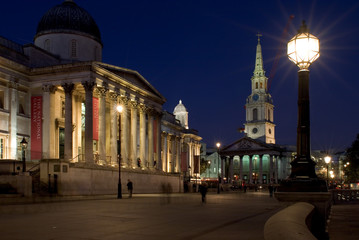 national gallery and st martin's-in-the-fields