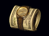 time is money poster
