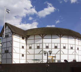 the globe theatre london england