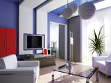 Fototapety interior 22