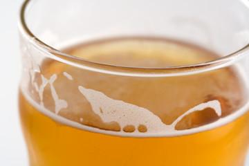 drink of beer