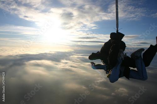 tandem skydive - 1744428