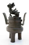 incense burner poster