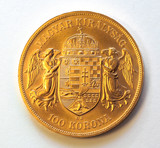 hungarian gold coin poster