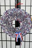 patriotic wreath poster