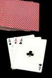 triple aces poster