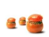 gastronomie française, cuisine tomates farcies poster