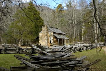 cades cove - john oliver cabin