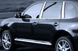 Постер, плакат: porsche cayenne luxury german suv
