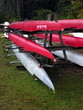 sculls ready to go