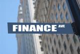 finance avenue poster