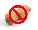 peanut allergy alert poster