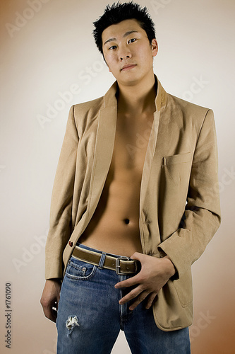 sexy korean man