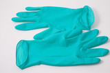 latex free gloves poster