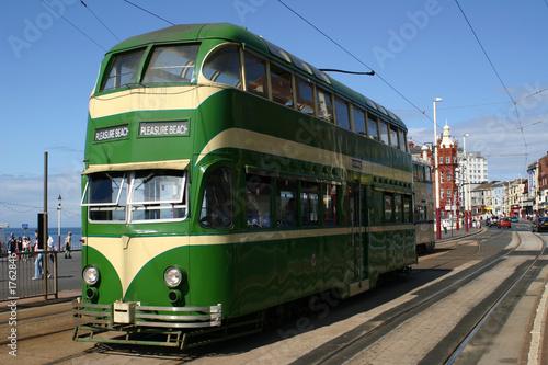 blackpool tram - 1762846