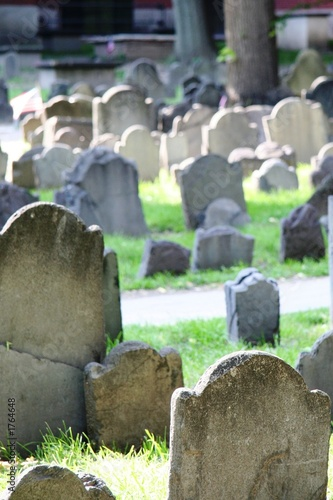 cemetry headstones