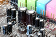 kondensatoren und widerstände