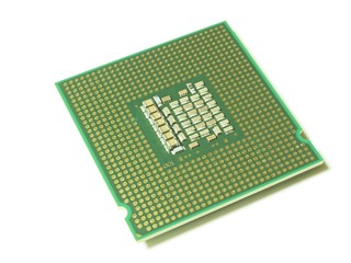 back of cpu
