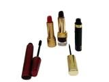 eye and lip makeup.cosmetics.make-up poster