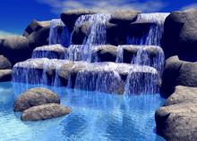 3d cascade