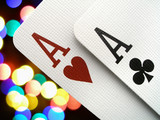 two aces poster