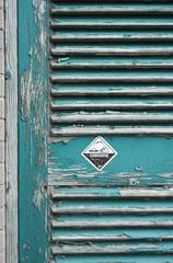 corrosive door