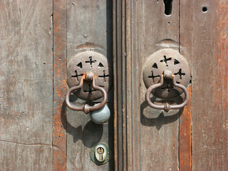 old door handles
