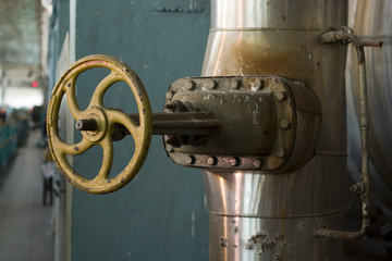 big valve