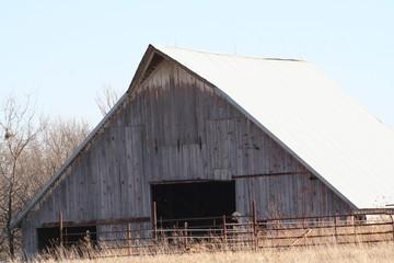 barn and hay loft