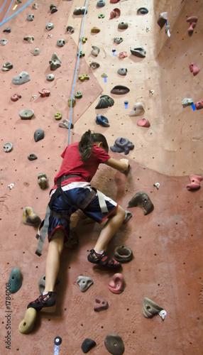 rock climbing series a 4