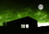 supernatural farmhouse poster