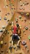 rock climbing series a 22