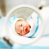 Fototapety newborn