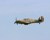 wwii british hurricane