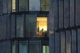 Fototapety office building 19