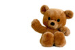 Leinwanddruck Bild - brown teddy bear