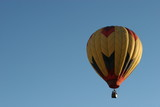 colorful hot air balloon
