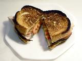 sandwich - turkey on texas toast 3 poster